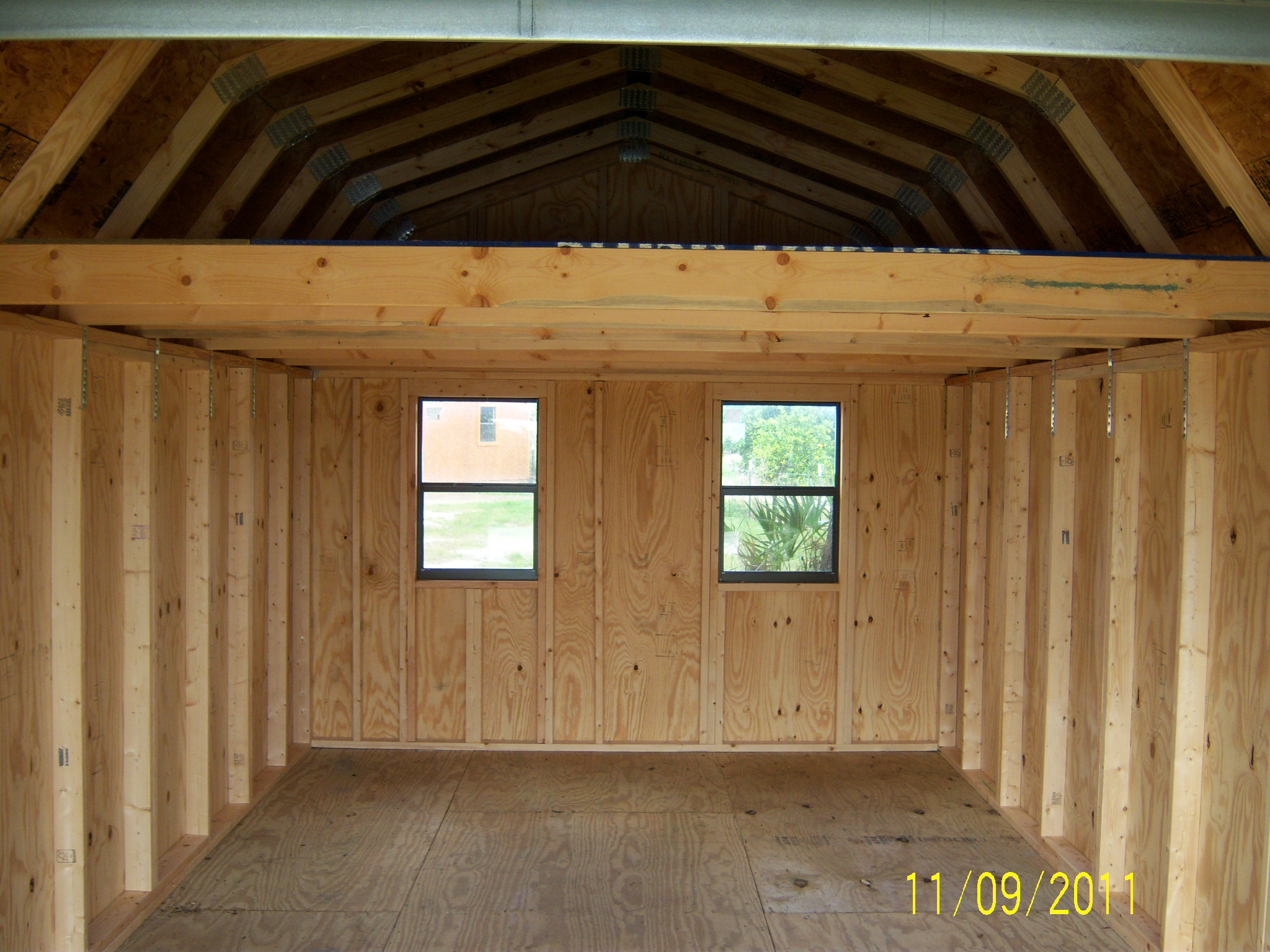 Share 12x24 portable shed plans nurs for Free barn plans with loft